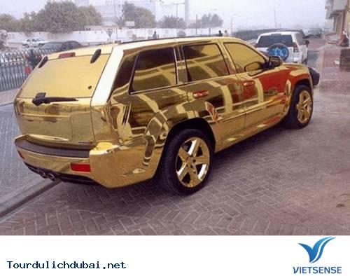 Hình ảnh bá đạo về sự giàu có của Dubai - Ảnh 31