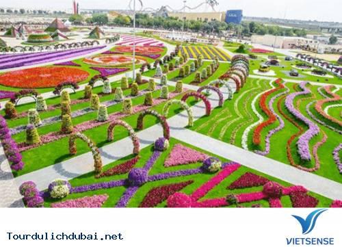 Hình ảnh bá đạo về sự giàu có của Dubai - Ảnh 7