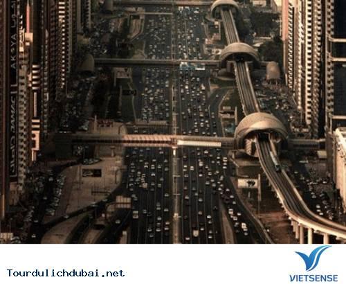 Hình ảnh bá đạo về sự giàu có của Dubai - Ảnh 12