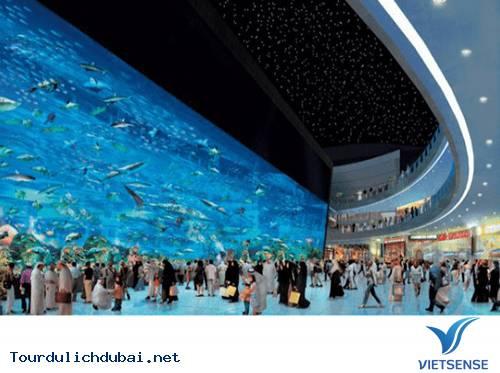 Hình ảnh bá đạo về sự giàu có của Dubai - Ảnh 18