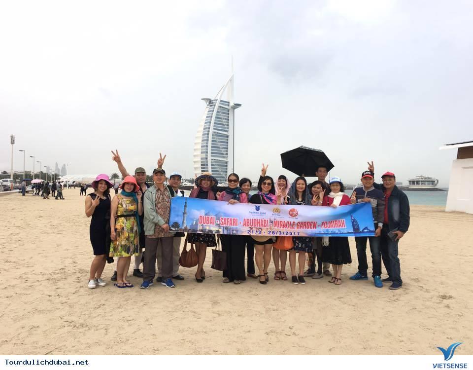 Hình ảnh đoàn Dubai 21/3-26/3/2017 - Ảnh 1