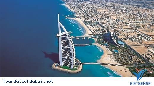 Khách sạn 7 sao Burj Al Arab - Ảnh 3