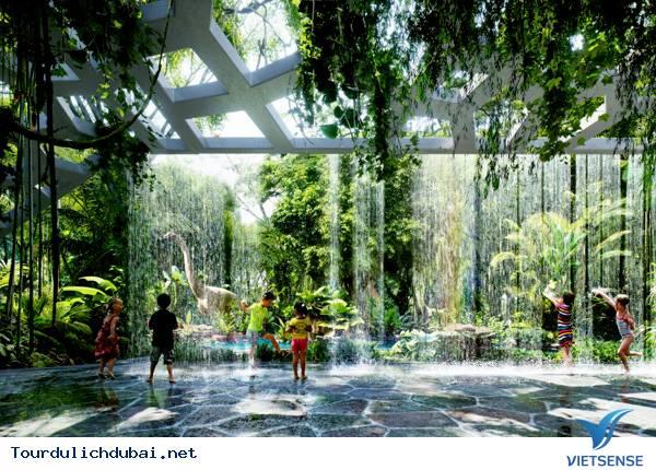 Khách sạn sang trọng tại Dubai có hẳn một khu rừng lớn - Ảnh 6