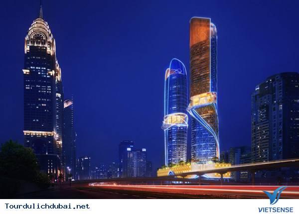 Khách sạn sang trọng tại Dubai có hẳn một khu rừng lớn - Ảnh 4