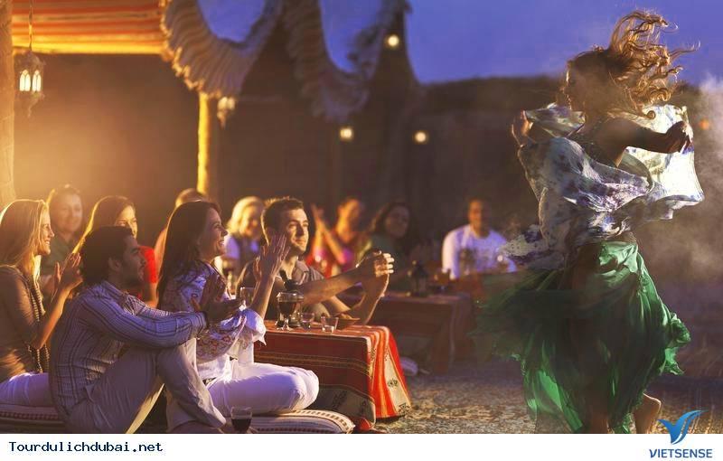 Khám Phá Hành Trình Cho Bữa Ăn Tối Trên Sa Mạc Safari - Ảnh 6