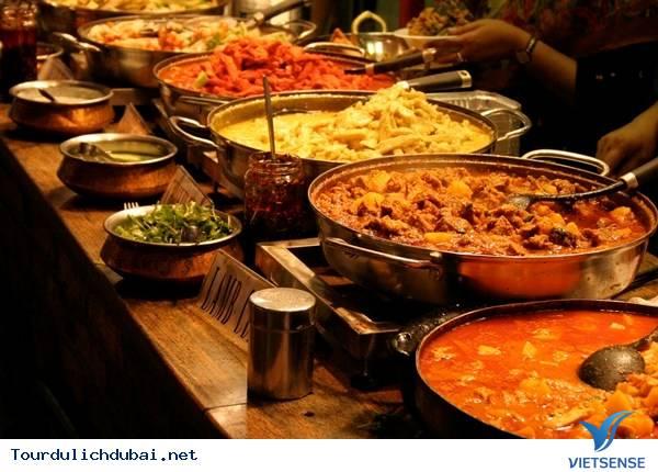 Khám phá thiên đường ẩm thực tại Dubai cùng Vietsense Travel - Ảnh 1