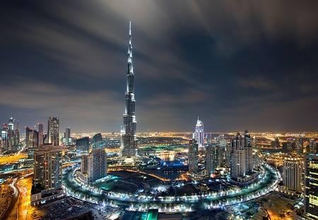 Khám Phá Tòa Nhà Cao Nhất Thế Giới Burj Khalifa - Ảnh 10