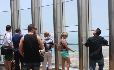 Khám Phá Tòa Nhà Cao Nhất Thế Giới Burj Khalifa - Ảnh 8