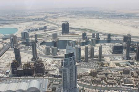 Khám Phá Tòa Nhà Cao Nhất Thế Giới Burj Khalifa - Ảnh 4
