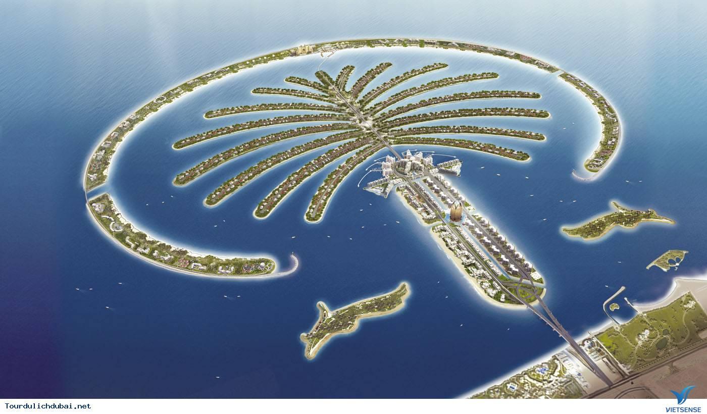 Kiệt tác tại Dubai – quần đảo nhân tạo Cây cọ Palm,kiet tac tai dubai  quan dao nhan tao cay co palm