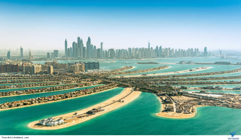Marsa Al Arab – đảo vui chơi nghỉ dưỡng dành cho giới siêu giàu ở Dubai
