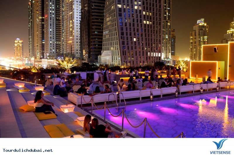 Một vài quán bar sang chảnh tại Dubai - Ảnh 2