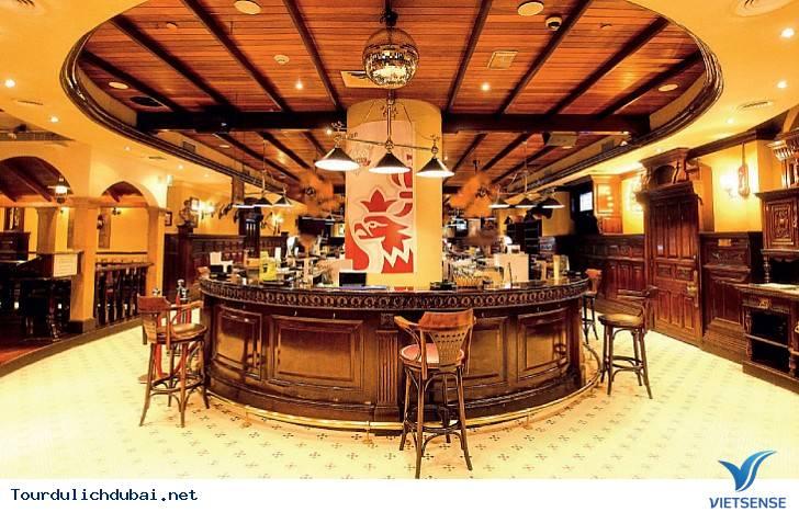 Một vài quán bar sang chảnh tại Dubai