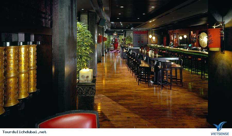 Một vài quán bar sang chảnh tại Dubai - Ảnh 4