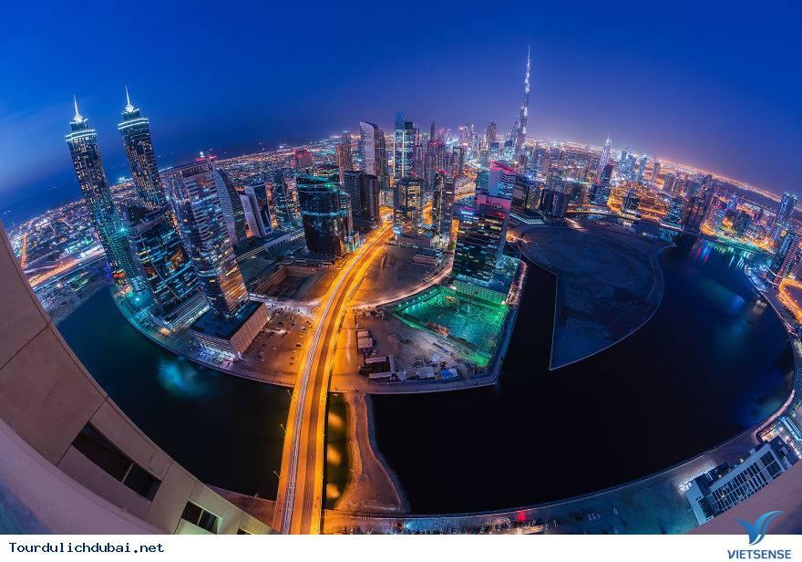 Ngắm nhìn Dubai về đêm đẹp hơn cả tưởng tượng - Ảnh 9