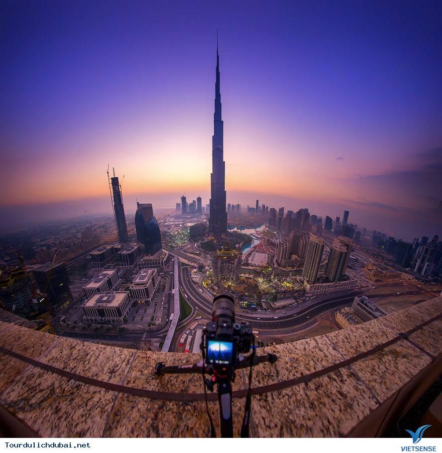 Ngắm nhìn Dubai về đêm đẹp hơn cả tưởng tượng - Ảnh 8