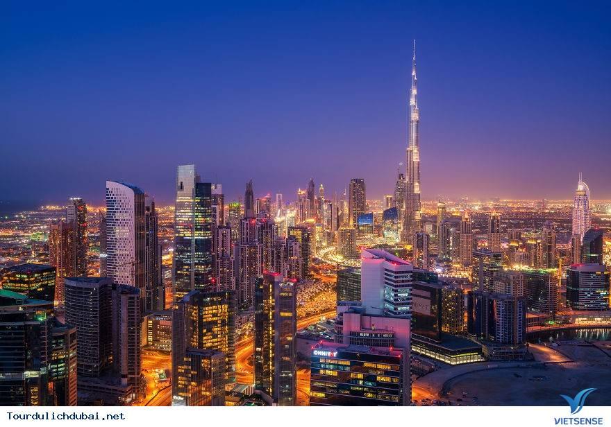 Ngắm nhìn Dubai về đêm đẹp hơn cả tưởng tượng - Ảnh 6