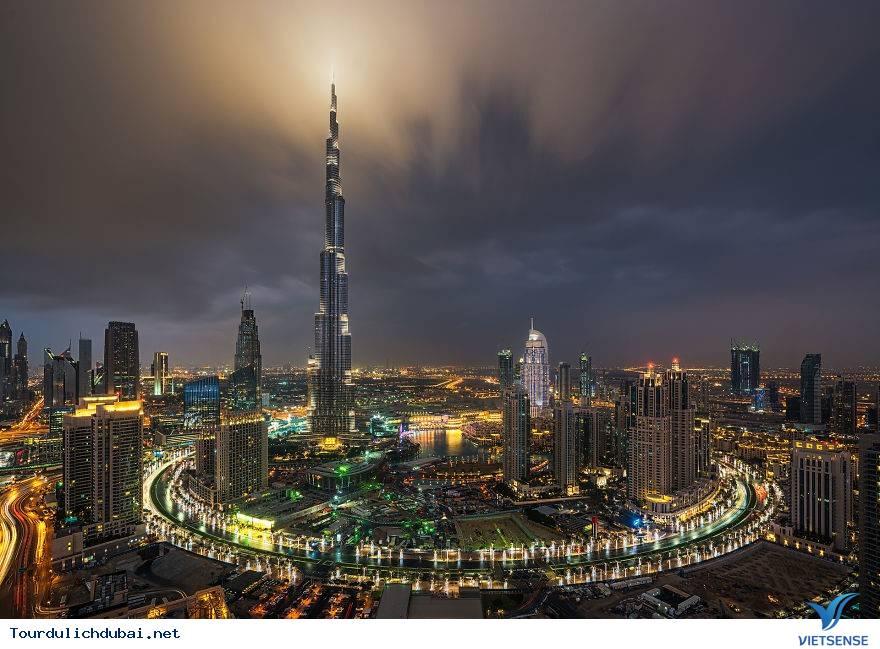 Ngắm nhìn Dubai về đêm đẹp hơn cả tưởng tượng - Ảnh 10
