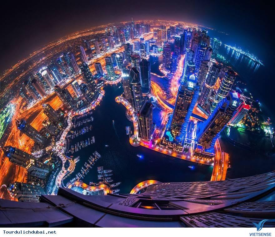 Ngắm nhìn Dubai về đêm đẹp hơn cả tưởng tượng - Ảnh 2