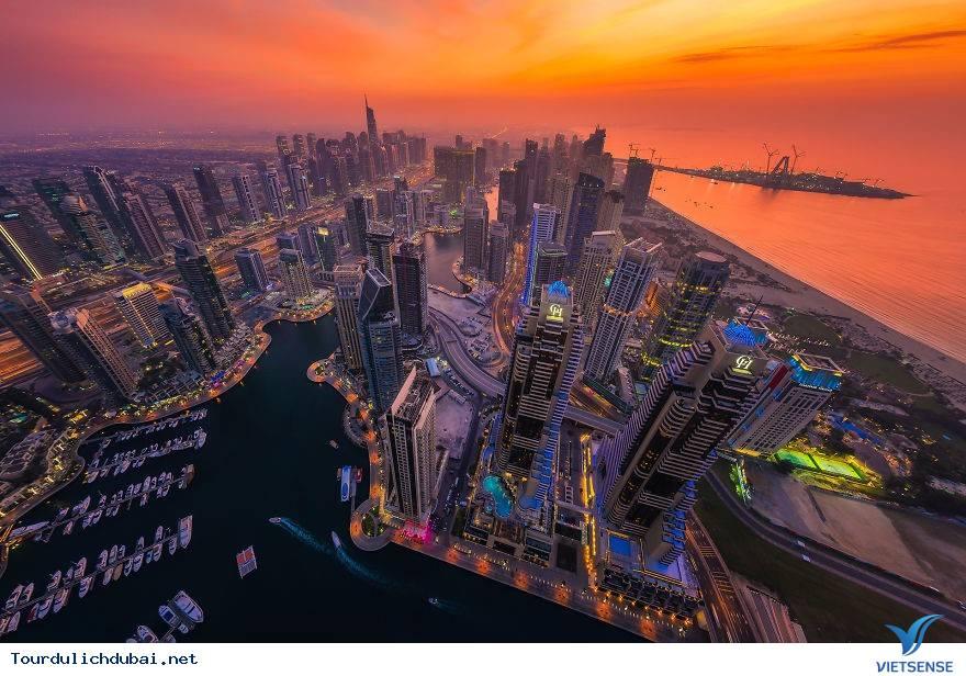 Ngắm nhìn Dubai về đêm đẹp hơn cả tưởng tượng - Ảnh 5