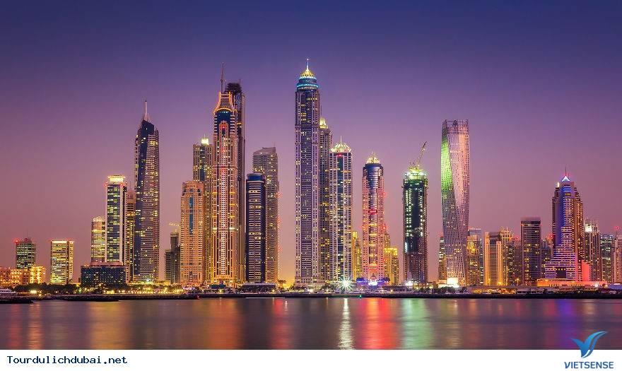 Ngắm nhìn Dubai về đêm đẹp hơn cả tưởng tượng - Ảnh 3