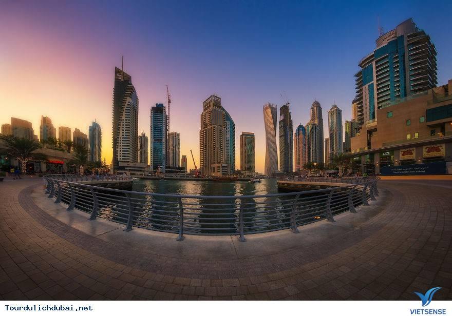 Ngắm nhìn Dubai về đêm đẹp hơn cả tưởng tượng - Ảnh 7