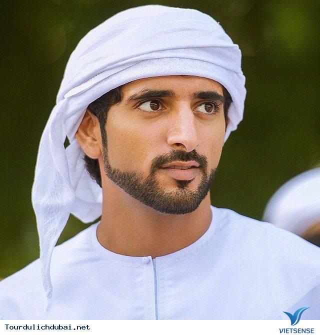 Ngắm nhìn hoàng tử Dubai chuẩn soái ca - Ảnh 9