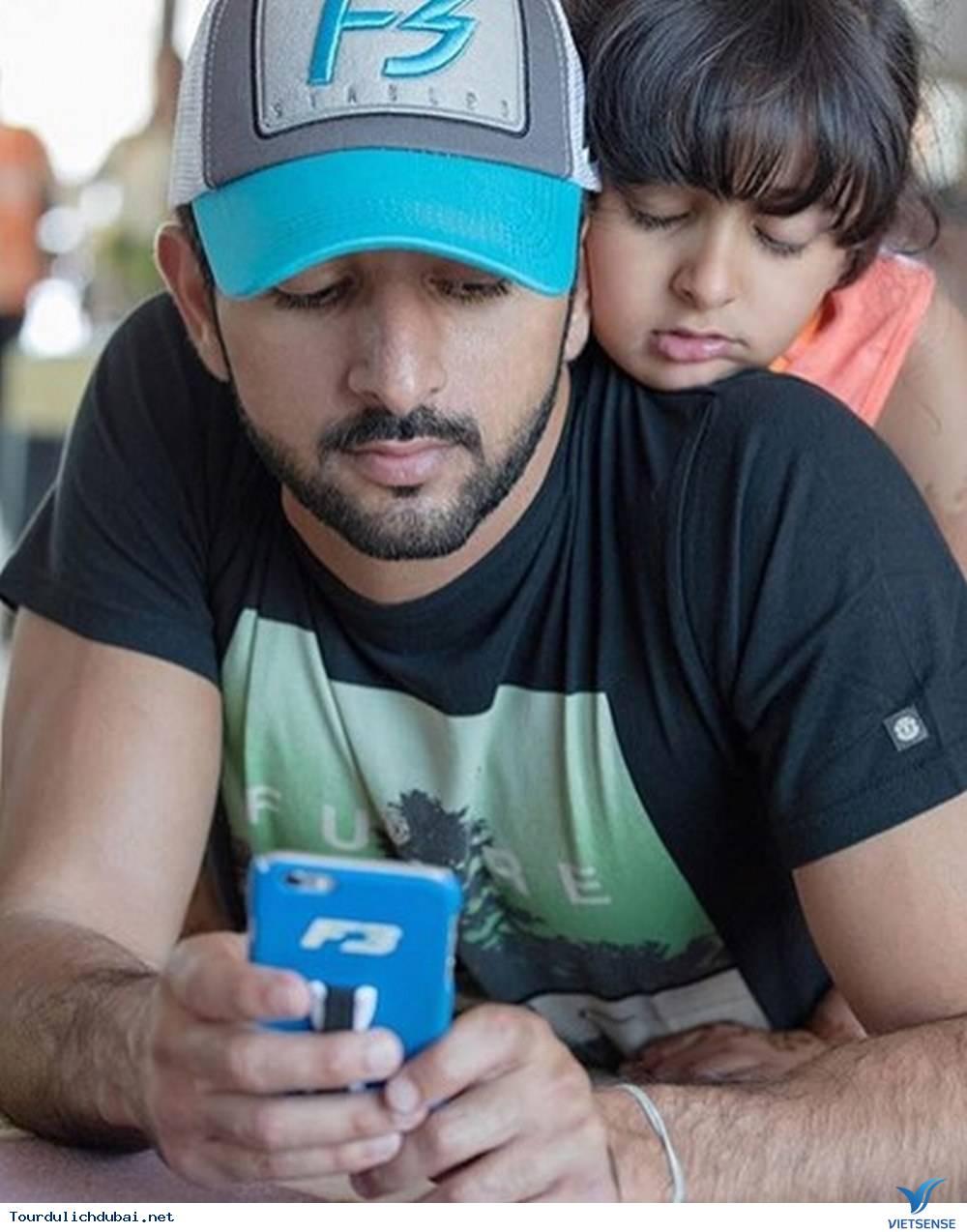 Ngắm nhìn hoàng tử Dubai chuẩn soái ca - Ảnh 10