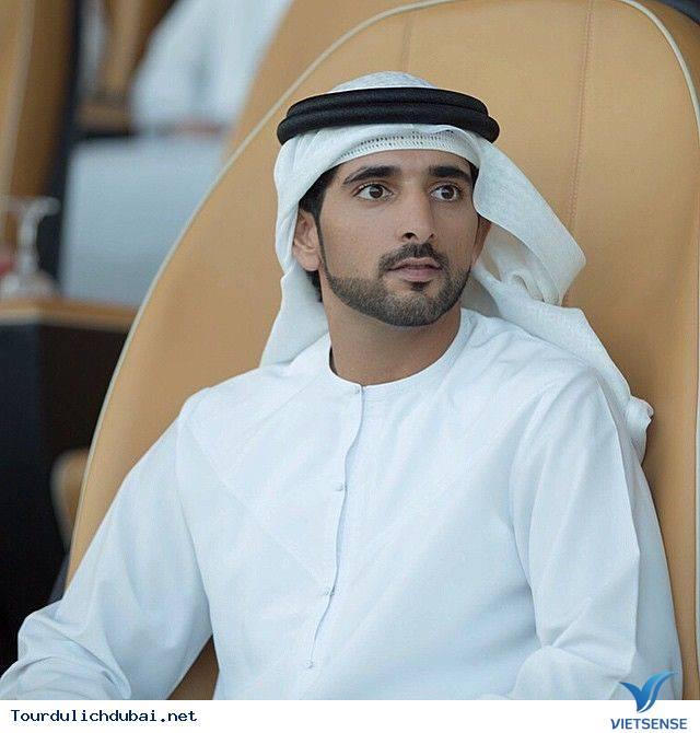 Ngắm nhìn hoàng tử Dubai chuẩn soái ca - Ảnh 7