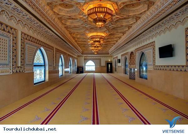 Nhà Thờ Hồi Giáo Jumeriah - Kiến Trúc Độc Đáo - Ảnh 2