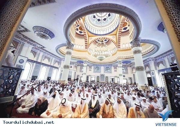 Nhà Thờ Hồi Giáo Jumeriah - Kiến Trúc Độc Đáo - Ảnh 3