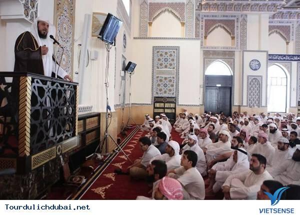 Nhà Thờ Hồi Giáo Jumeriah - Kiến Trúc Độc Đáo - Ảnh 4