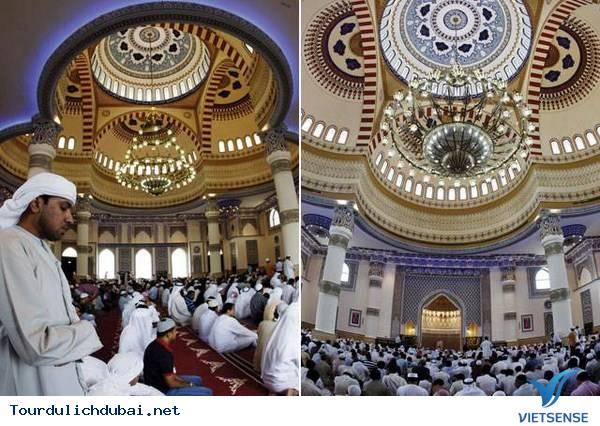 Nhà Thờ Hồi Giáo Jumeriah - Kiến Trúc Độc Đáo - Ảnh 1