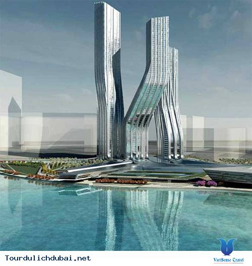 Những công trình cực khủng của Dubai sắp đưa vào du lịch