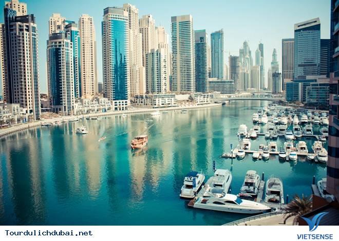 Những Không Gian Sống Đẹp Tựa Thiên Đường Tại Thành Phố Dubai - Ảnh 10