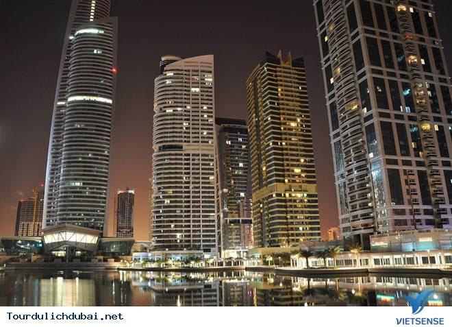 Những Không Gian Sống Đẹp Tựa Thiên Đường Tại Thành Phố Dubai - Ảnh 5