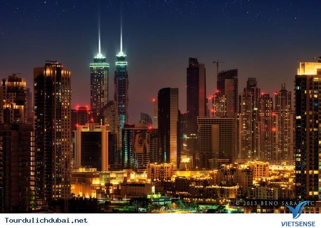 Những Không Gian Sống Đẹp Tựa Thiên Đường Tại Thành Phố Dubai - Ảnh 8