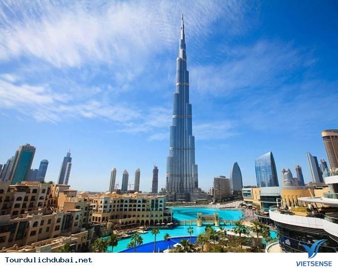 Những Không Gian Sống Đẹp Tựa Thiên Đường Tại Thành Phố Dubai - Ảnh 4