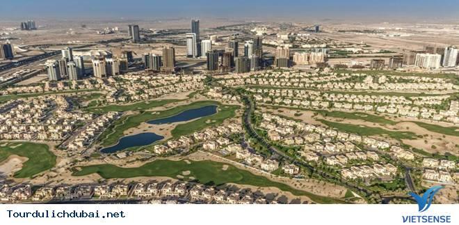 Những Không Gian Sống Đẹp Tựa Thiên Đường Tại Thành Phố Dubai - Ảnh 2