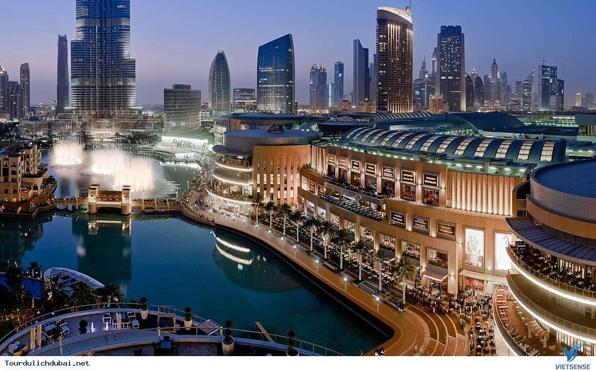 """Những khu thương mại cực """"khủng"""" ở Dubai - Ảnh 1"""
