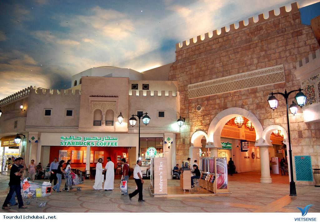 """Những khu thương mại cực """"khủng"""" ở Dubai - Ảnh 3"""