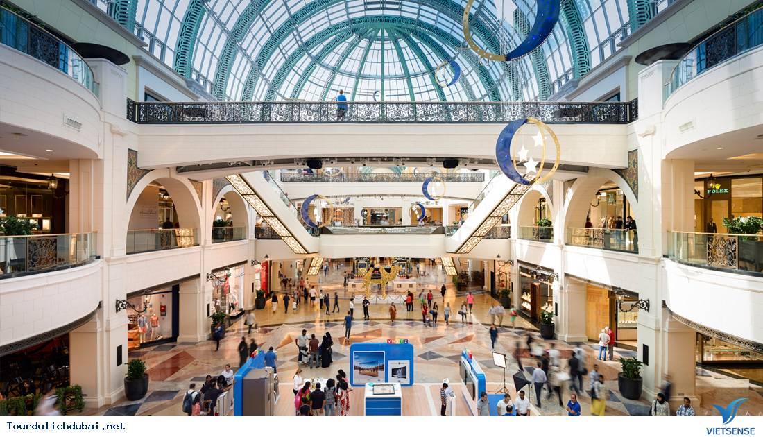 """Những khu thương mại cực """"khủng"""" ở Dubai - Ảnh 2"""