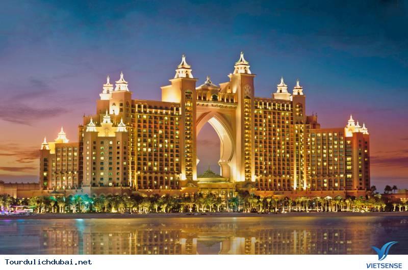 Những resort chất nhất Dubai - Ảnh 3