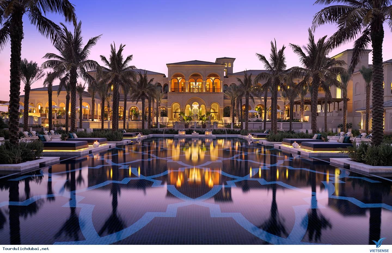 Những resort chất nhất Dubai - Ảnh 2
