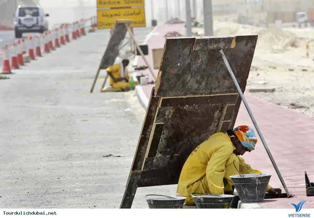 Những sự thực phũ phàng tại thành phố Dubai