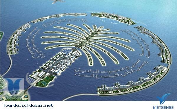 Quần đảo Cây Cọ - Palm Jumeirah