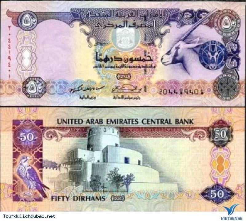 Quy Đổi Tiền Tệ Khi Đi Du Lịch Dubai - Ảnh 1