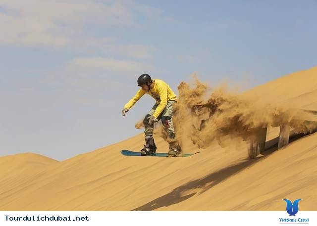 Sa Mạc Dubai có gì? - Ảnh 3