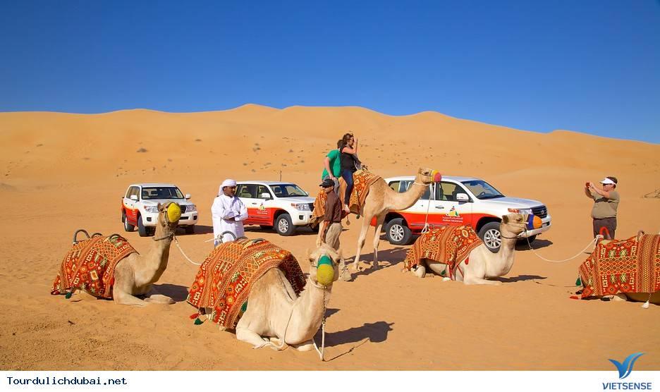 Sa Mạc Dubai có gì? - Ảnh 1