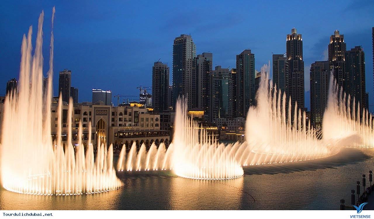 Thành phố Dubai – ông trùm của những cái nhất P2 - Ảnh 5